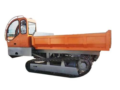 XT-12吨座驾履带运输车