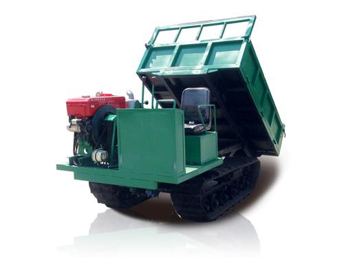 XT-3吨座驾履带运输车