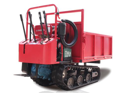 XT750手扶履带运输车