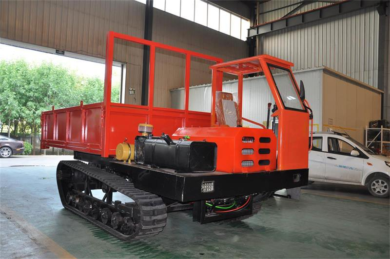 XT-10吨座驾履带运输车