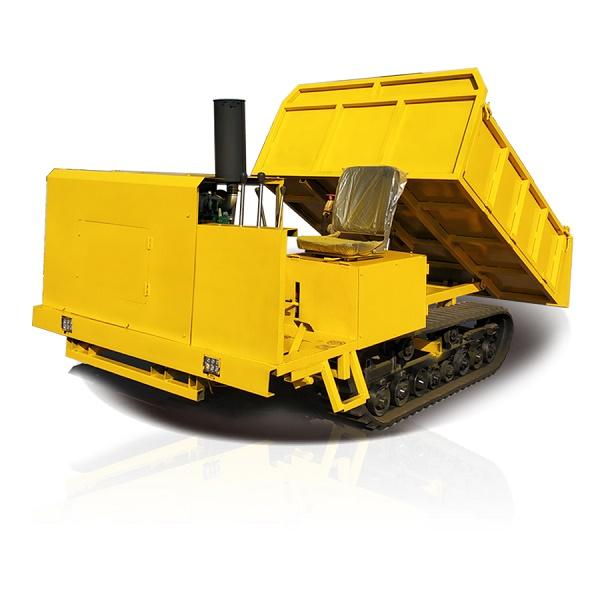 小型履带运输车稳定高效的性能介绍